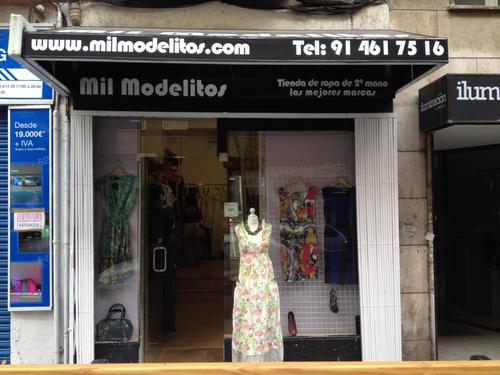 a8944be38c La mejor guía para comprar ropa de segunda mano en Madrid ...