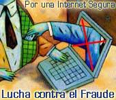 Por una Internet segura. lucha contra el fraude